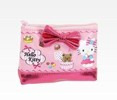 Sanrio hello kitty make-up bag