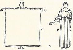 Roman Empire Dress