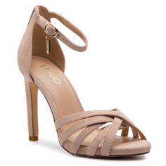 Sandalias LIU JO - Bloom 10 S19081 P0021 Sand 01127 Clarks, Tommy Hilfiger, Liu Jo, Jaba, Sandals, Shoes, Fashion, Dressy Sandals, Natural Leather