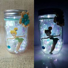 Hey, I found this really awesome Etsy listing at https://www.etsy.com/listing/465174349/fairy-lights-fairy-jar-tinkerbell-jar