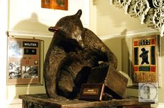 Wojtek' statue in the Polish Institute and Sikorski Museum. Courtesy of the PISM. - See more at: http://britishlibrary.typepad.co.uk/european/2015/11/wojtek-the-soldier-bear-from-the-polish-army.html#sthash.nwhcjBAd.dpuf