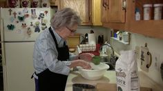 """This is a great episode of Tim Farmer's Country Kitchen on CarbonTV.com called """"Grandma Solomon's Apple Pie, Fresh Fall Honey and Warm Apple Cider""""."""