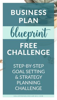Setting goals and creating a plan for your business doesn't have to be hard. Join the free 7-day Business Plan Blueprint challenge! Crush your goals with step-by-step goal setting and strategy planning for entrepreneurs. Business Planning, Business Tips, Online Business, Vision Statement, Strategic Planning, Setting Goals, Diaries, Join, Challenges