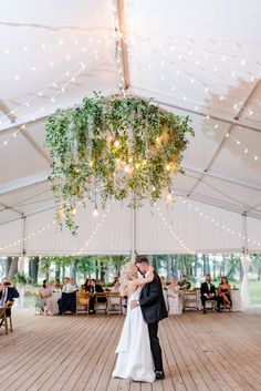 Wedding Tent Lighting, Outdoor Wedding Reception, Tent Reception, Moss Wedding Decor, Outdoor Wedding Decorations, Shed Wedding, Dream Wedding, Wedding Ideas, Floral Wedding