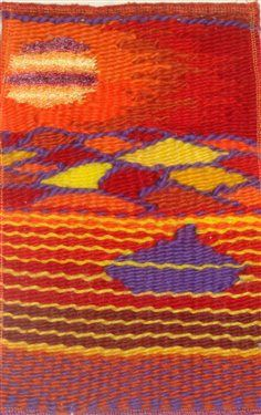 Learning tapestry shapes - Media - Weaving Today