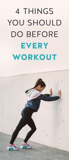 By planning ahead and warming up properly, you'll have a more effective workout, be less susceptible to injury, and produce the results you desire. Here are four quick steps you can take to do just that.
