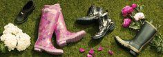 el mejor calzado p/ la jardinería. Garden Clogs & Hunter Boots