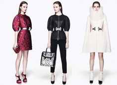 Wonderful dramatic looks that can be dressed down for the office or dressed up for night!