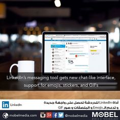 New messaging experience comes to #LinkedIn