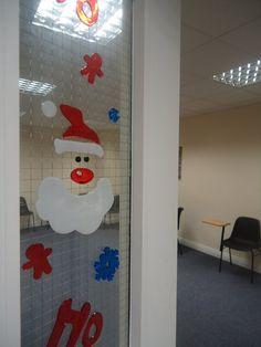 Christmas at Castleforbes College #classroom #englishlanguage #learningenglish #xmas