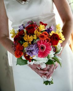 Beautiful bridal bouquet by Socially Artistic Events, Strongsville OH