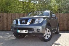 Used 2006 (06 reg) Grey Nissan Pathfinder 2.5 dCi SVE 5dr for sale on RAC Cars