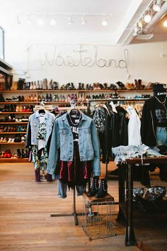 Best Thrift Shops - Los Angeles, Vintage Clothing