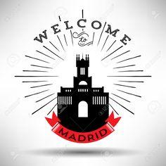 30412304-Madrid-with-Typography-Design-Stock-Vector.jpg (1300×1300)