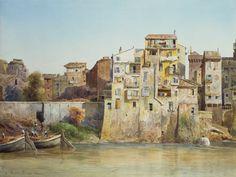 Ettore Roesler Franz (1845-1907