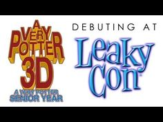A Very Potter 3D: A Very Potter Senior Year ANNOUNCEMENT... i live less than 3 hours away but i still can't go :(