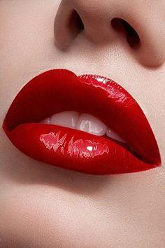 ¡Amor por el rojo!