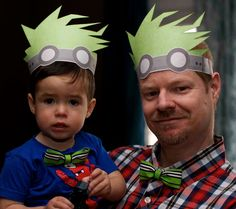 Mad Scientist Hats!