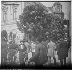 Palatul Regal, Bucuresti, 1913 Bucharest Romania, Street View, Memories, Painting, Beautiful, Dan, Architecture, Shelf, Memoirs