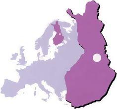 Kainuu heart of Finland