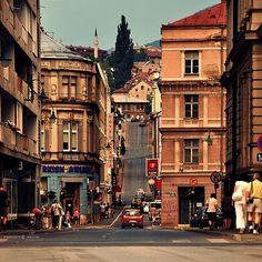 Sarajevo, Bosnia and Herzegovina ❤ liked on Polyvore featuring backgrounds