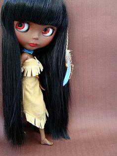 mi querida princesa pocahontas ( princesita india )