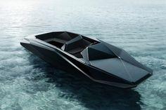 Zaha HadidZ-Boat, Speet Boat, Limited Edition