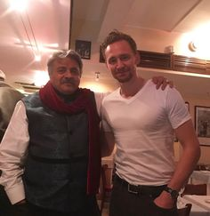Tom Hiddleston. Via: https://www.instagram.com/p/BO4k5CrDLSQ/?taken-at=900946