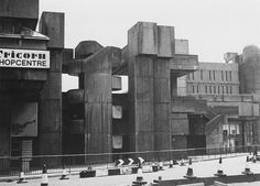 "fw1991: ""Tricorn centre, Portsmouth Owen Luder Partnership """