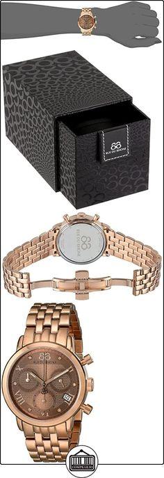 88 RUE DU RHONE RELOJ DE MUJER CUARZO SUIZO 35MM CORREA DE ACERO 87WA130033  ✿ Relojes para mujer - (Lujo) ✿