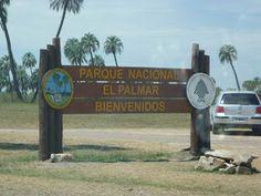 De viaje en familia: Parque Nacional El Palmar - Entre Rios
