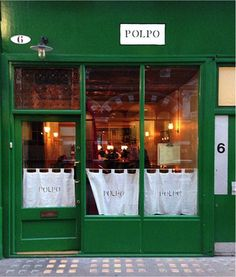 Polpo is one of London's hottest restaurants and is defiantly worth a visit this weekend...