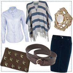 #poncho #style #essential #bevonboch