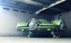 LightWave - Gallery:  UFO by Alex Kotelnikov © 2013
