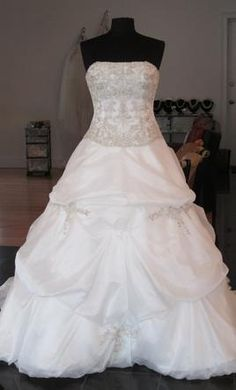 Private Label by G 1395 12 find it for sale on PreOwnedWeddingDresses.com