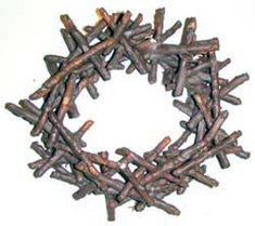 Chocolate Crown of Thorns