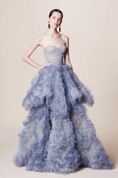 Light as a feather | Marchesa Resort 2017