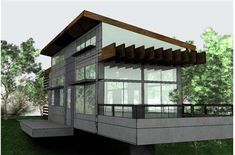 Greenpod builds a variety of custom built and pre-fab hybrid homes with a focus on sustainable and healthly interiors. We offer custom home plans and specifications for purchase Affordable Prefab Homes, Modern Prefab Homes, Custom Modular Homes, Custom Homes, Prefab Buildings, Prefab Houses, Little Houses, Tiny Houses, Custom Home Plans