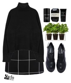 """""""#SheIn"""" by credentovideos ❤ liked on Polyvore featuring Boskke, Lalique, Stila, Cassia, women's clothing, women's fashion, women, female, woman and misses"""