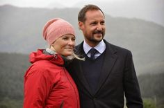 Queens & Princesses - Prince Haakon and Crown Princess Mette Marit spent their final day in Nordland.