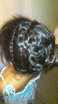 girl braid