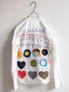 特集 「しょうぶ学園ヌイ(nui)プロジェクトのシャツ展」へのお誘い|イオグラフィック                                                                                                                                                                                 もっと見る