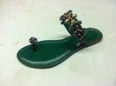 #sandals #slippers #african style #africanfashion