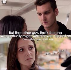 But, Leo, you're the best horse there can ever be! I'd never stop betting on you.  —Chasing Life Finale