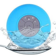 Portable Subwoofer Waterproof Wireless Bluetooth Speaker (iPhone and Samsung)