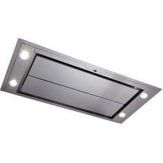 Buy CDA EVX101SS Ceiling Extractor 100Cm Remote Control Stainless Steel from Appliances Direct - the UK's leading online appliance specialist
