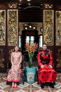 2People1Life: Alex and Lisa's Traditional Wedding in Penang