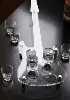 I like this think I am going to have to get some plexi glass or maybe even a nice piece of wood.
