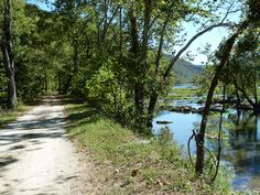C & O Canal Trail - This is a must do.