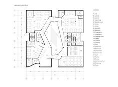 Image 14 of 16 from gallery of UN.IT / M3 Architects. Floor Plan 02